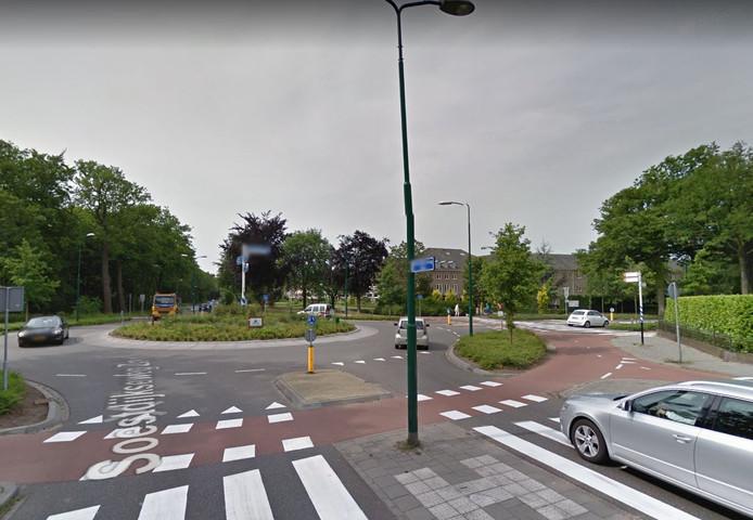 Rotonde Soestdijkseweg-Zuid/Groenekanseweg