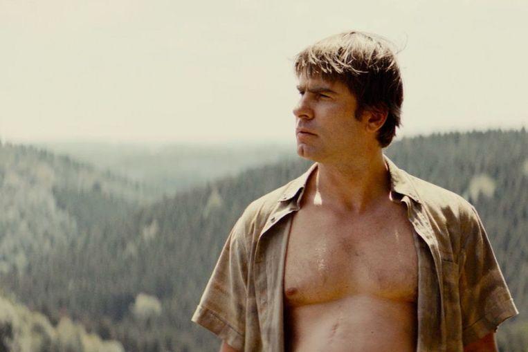 Kevin Janssens in 'De Patrick'. Beeld Paradiso Filmed Entertainment en Savage Film