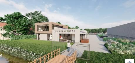 Zo gaat de nieuwe dierenkliniek in Steenbergen eruitzien