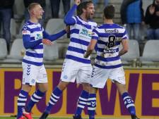 LIVE | Van Mieghem schiet De Graafschap op 2-0 tegen Jong AZ