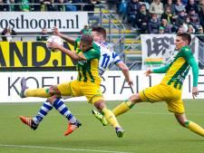 Buitenkans voor ADO Den Haag tegen 'stel eerstedivisievoetballers'
