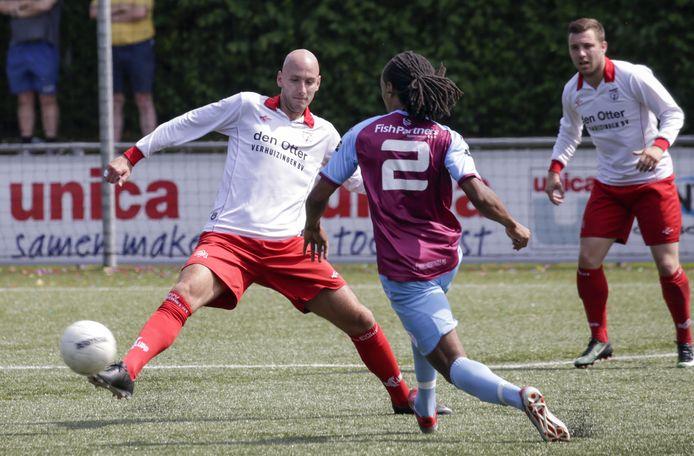 Joey Jongman keert na twee seizoenen Katwijk komend seizoen terug naar Barendrecht.