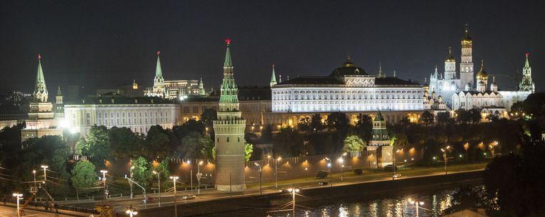 Het Kremlin Beeld ap