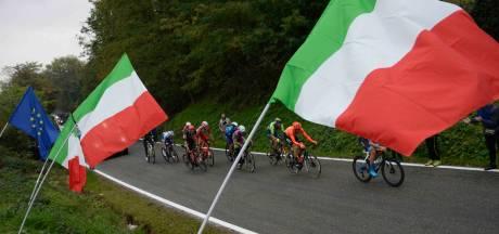 Prijzengeld ingekorte Giro-etappe naar strijd tegen corona
