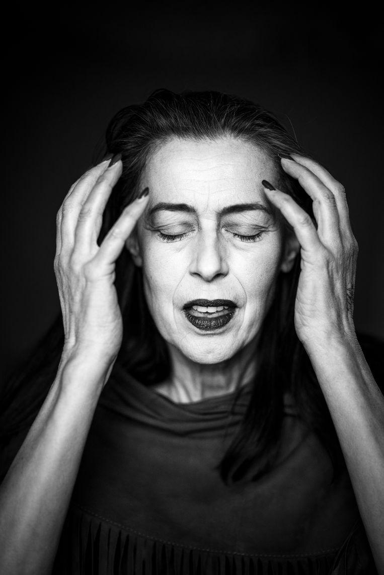 Adelheid Roosen: 'Als ik iemand vergeef, ben ik verder gekomen dan ik dacht toen ik 's ochtends opstond. Dáár gaat het om.' Beeld Adelheid Roosen