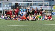 95 jeugdspelers nemen deel aan de paasstage SK Pepingen-Halle