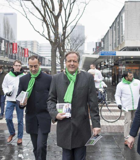 'Pechtold wil burgemeester van Rotterdam worden'