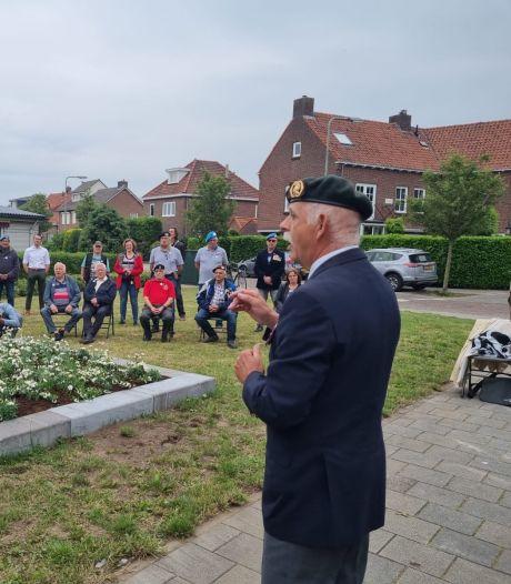 Oss eert veteranen met eigen anjerperkje: 'Het gaat om meer dan de bloemen alleen'