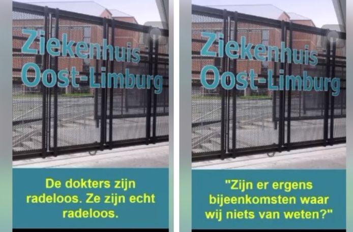 Enkele screenshots van het filmpje in het Turks, dat Nederlandstalige ondertitels heeft.