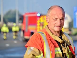 """Freddy (67) is pompier-af, na 39  jaar dienst: """"Drama bij Pouleyn zal me altijd bijblijven. Een externe werknemer stierf toen, enkele van zijn collega's raakten zwaarverbrand"""""""