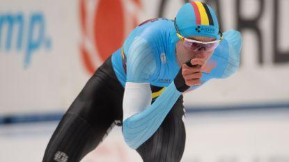 Bart Swings wordt achtste op 5.000 meter in wereldbekerfinale schaatsen