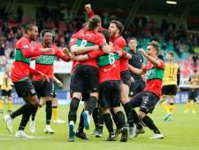 NEC wervelend naar finale van de play-offs