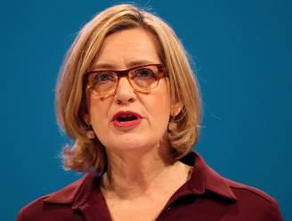 Britse binnenlandminister Amber Rudd stapt onverwacht op te midden van migratieschandaal