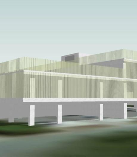 AZ Sint-Jan begint bouw parkeertoren van 6 miljoen euro: tegen eind dit jaar 350 extra plaatsen voor bezoekers en personeel