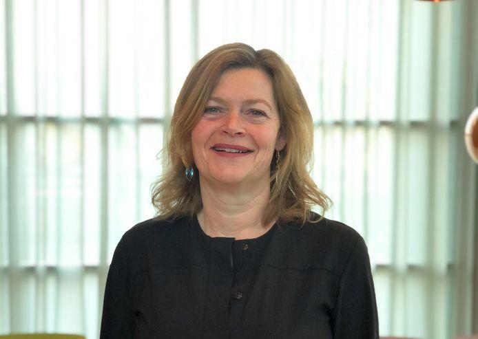 Alie Goettsch is arbeidsdeskundige bij het UWV.