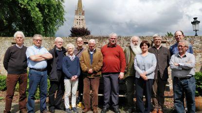 Erfgoedvrijwilligers starten aan digitalisering Sint-Jozefkerk