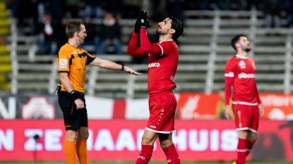 Waasland-Beveren dwingt na Club nu ook Antwerp op de knieën: jongens van Custovic plegen hold-up op de Bosuil