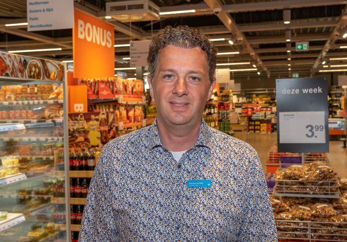 """Gert Jan de Kok:  ,,Er zijn in Domburg te weinig gratis parkeerplaatsen."""""""