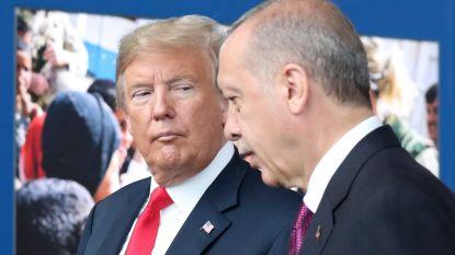 """Trump haalt bijzonder hard uit naar Turken: """"Zullen hen economisch vernietigen als ze Koerden aanvallen"""""""