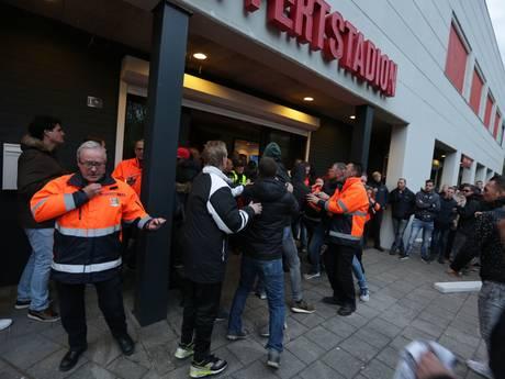 Hyballa spreekt woedende fans toe: 'We zijn nog niet dood'