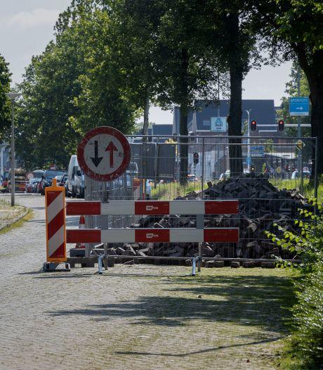 Ventwegen Boutenslaan in Eindhoven gaan een jaar lang op de schop