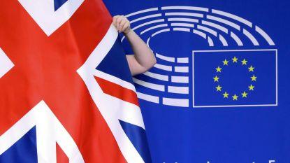 Brexitgesprekken zitten muurvast, onderhandelaars zien geen snelle oplossing