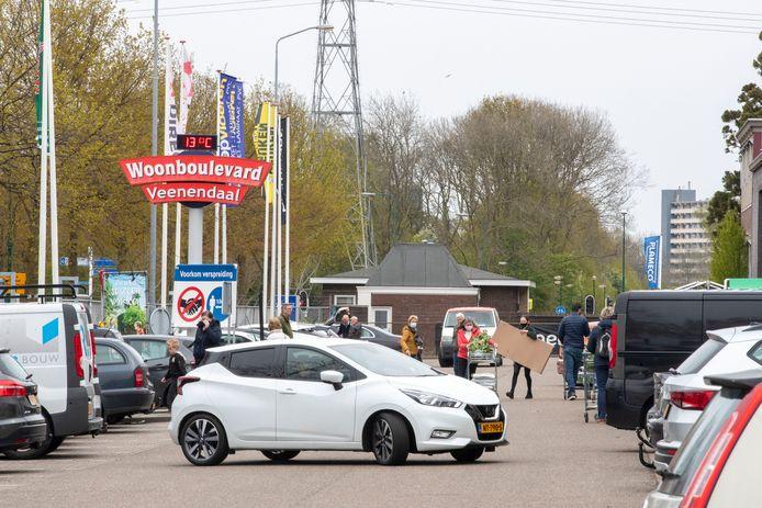Eigenaren van de Woonboulevard Veenendaal willen voortaan elke zondag open.