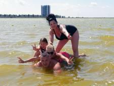 Een frisse duik nemen deze zomer? Dat kan, maar liever niet op deze plekken in West-Brabant