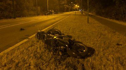 Motorrijder verongelukt na crash in Lanaken