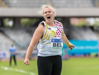 """Vanessa Sterckendries wil op het BK hamerslingeren haar olympische selectie waarmaken: """"Uiteraard kijk ik uit naar deze wedstrijd in mijn achtertuin"""""""