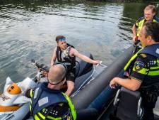 Helft gecontroleerde watersporters in de fout tijdens eerste grote controle van het jaar