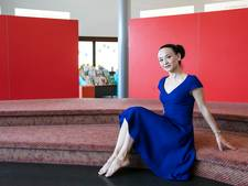 Oezbeekse balletjuf Elmira danst dankzij de liefde in Schijndel
