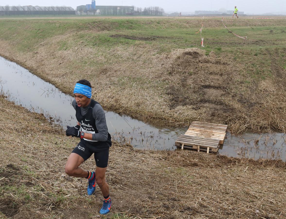Yunis Stitan, hier op archiefbeeld, was na de 3 kilometer van vorige week nu ook de snelste atleet van Delta Sport op de 5 kilometer.