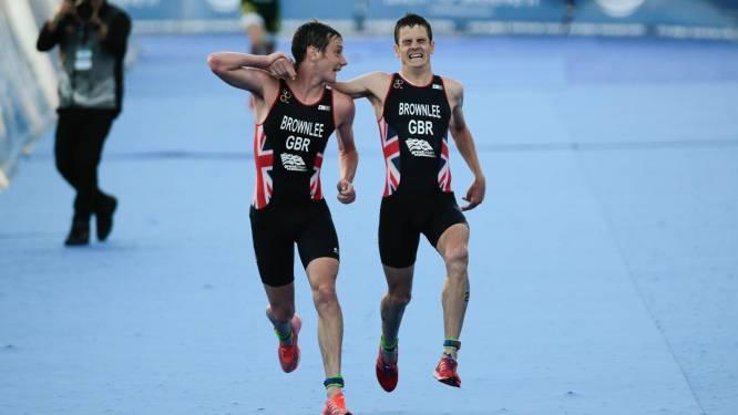 Zij gingen triatlonbroers vooraf: vijf momenten waarop topsport nog hartverwarmend bleek te zijn