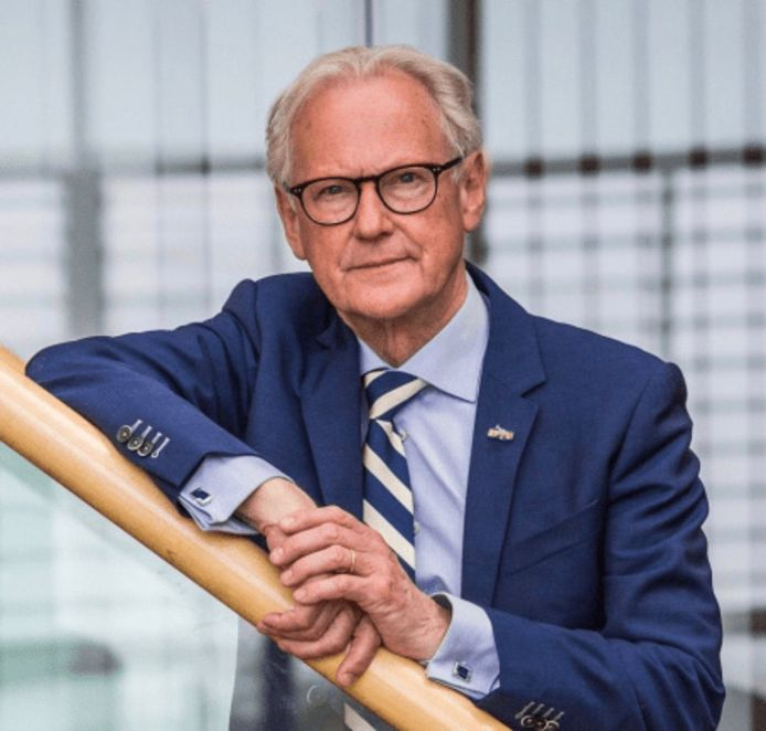 Burgemeester Jan Pieter Lokker