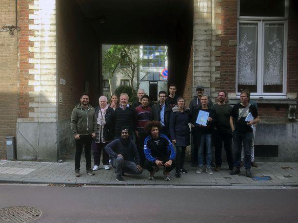 De stad Leuven koopt de voormalige directeurswoning van de Fabota-fabriek voor Buurtwerk 't Lampeke.