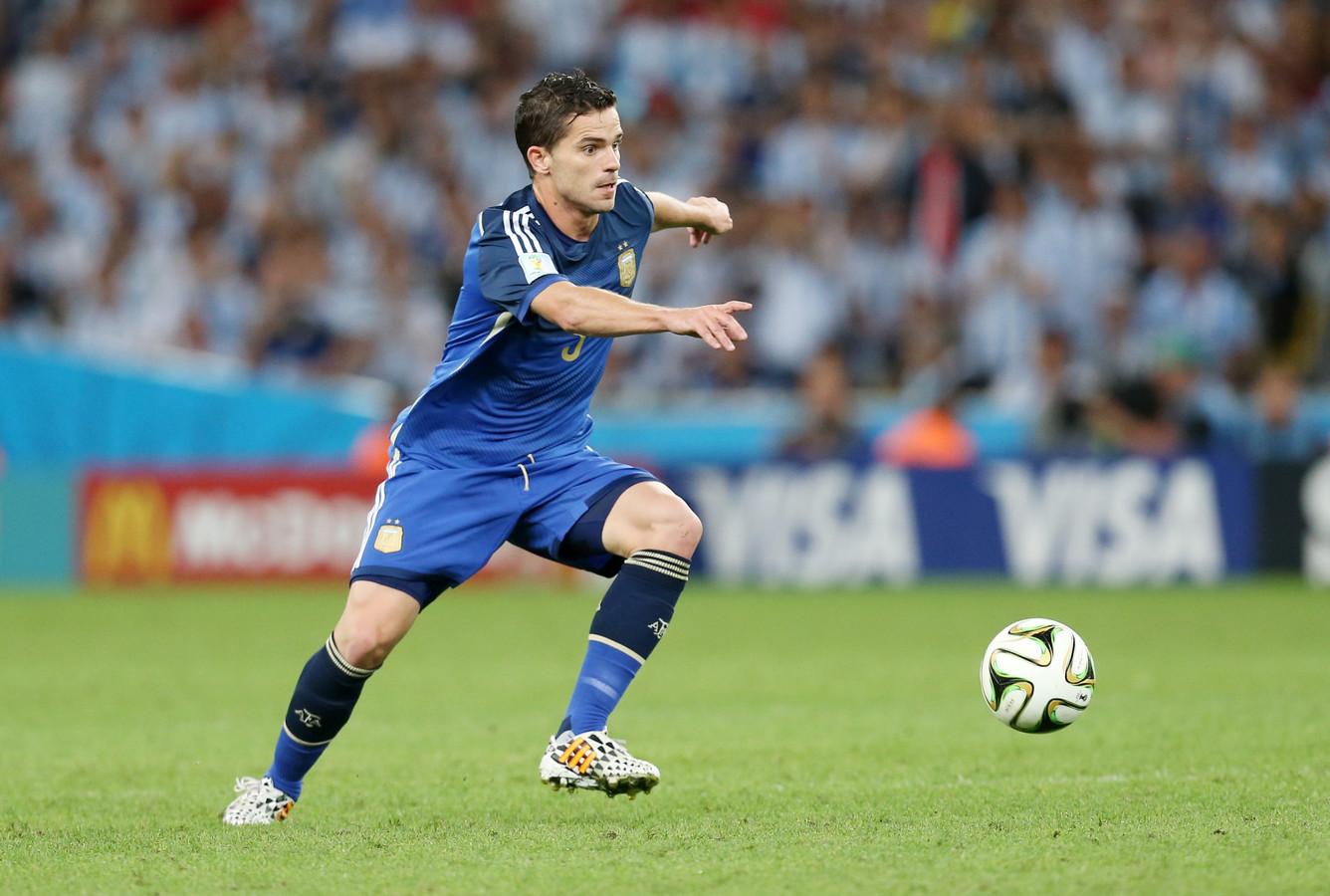 Fernando Gago speelde 61 interlands voor Argentinië.