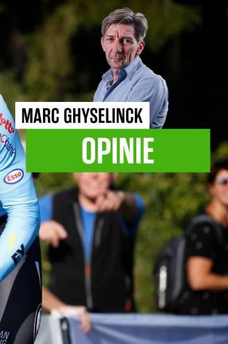 """Onze chef wielrennen geniet van deze hoogdagen voor het Belgische wielrennen: """"Voor zilver komt Van Aert zijn kot niet meer uit"""""""