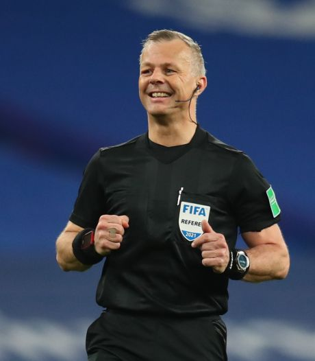 Topduels voor Bjorn Kuipers: Liverpool-Real en bekerfinale Ajax-Vitesse
