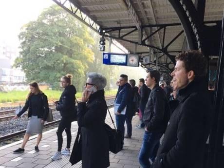 Seinstoringen zorgen voor problemen, geen treinen tussen Eindhoven en Weert