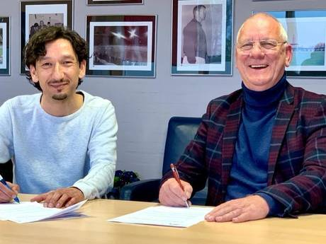 Nieuwe trainer Beyhan Konak stond bij Leerdam Sport bovenaan het lijstje: 'Een heel mooie uitdaging'