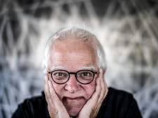 Marien Bakker zoekt in zijn kunst altijd de vernieuwing op: 'Voor mijn part spuug je op het doek'