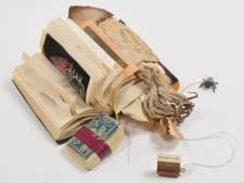 Tjeerd (83) krijgt ruim miljoen euro voor kunst: van boek met teennagels tot ingelijste sigaret