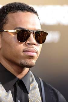 Chris Brown lucht zijn hart over slaan ex-vriendin Rihanna