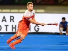Van der Weerden scoort voor winnend Oranje