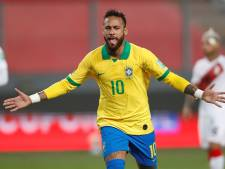 Zien we Neymar straks op de Spelen? Coach Brazilië hoopt van wel