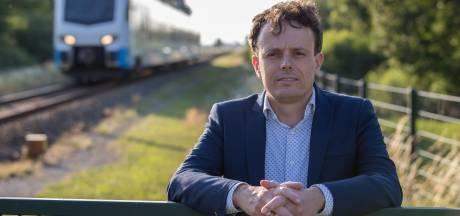 Déjà vu: ook in Laag Zuthem trilt bodem als trein passeert