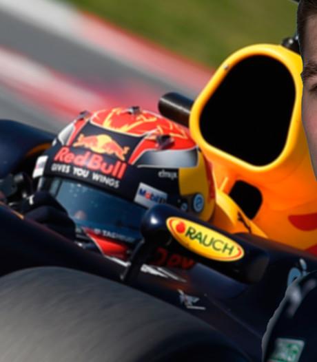 LIVE: Verstappen wil Ferrari's aanvallen vanaf de vijfde plek