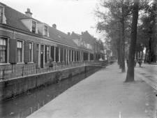 Huh, een gracht aan het begin van de Amsterdamsestraatweg? Hoe onhandig is dat!