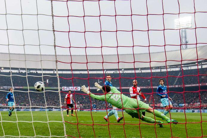 De wedstrijd tussen Feyenoord en FC Utrecht valt in een hogere risicocategorie.